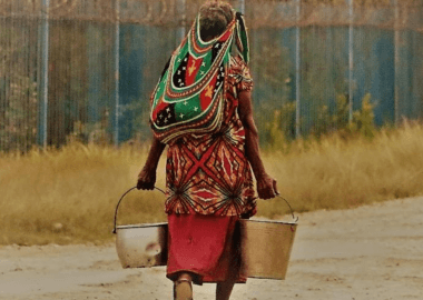 Women in Daru to see ease in access to water