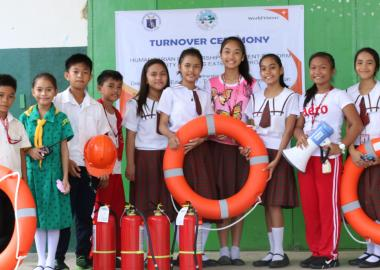 School Safety for Disaster Risk Reduction