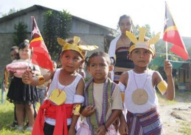 Timor-Leste-children