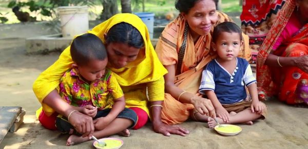 Life time Journey of Haluaghat ADP , World Vision Bangladesh (1972-2016)