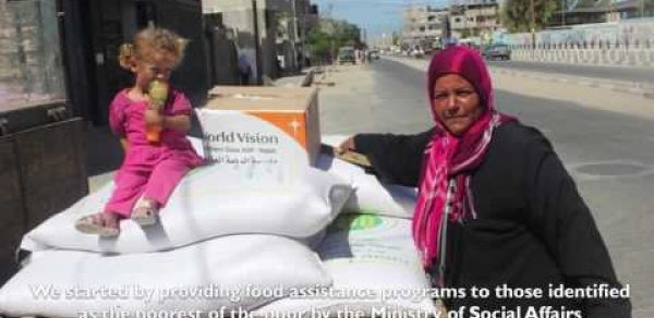 World Vision JWG - 40 Years in the Holy Land