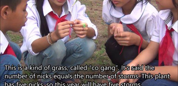 Vietnam's Children Tie Traditional Knowledge into Modern Disaster Preparation