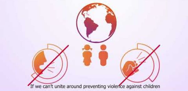 """Share Love, not Violence"" public campaign to end violence against children"