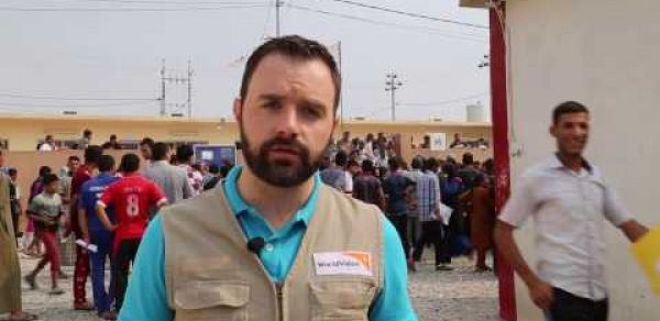 World Vision update from the Debaga camp in Northern Iraq