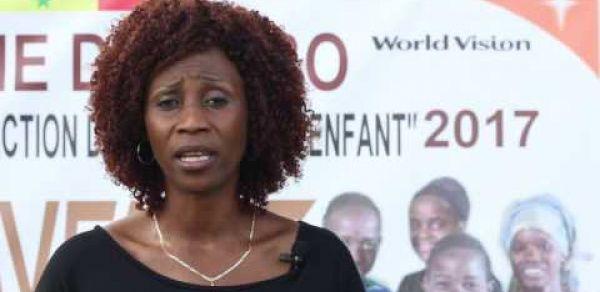 Sister Fa s'engage aux côtés de World Vision pour un Sénégal sans mariage d'enfants