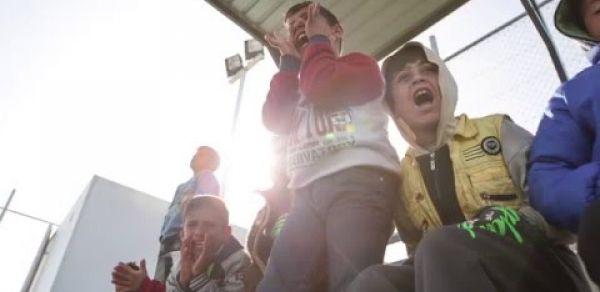 The Football Kids of Azraq