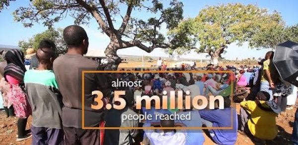 Southern Africa El Niño Emergency Response (SAENER) : 18 Months On | World Vision