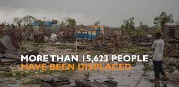 World Vision relief for Hurricane Matthew survivors in Haiti