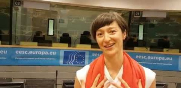 Mirela Oprea - ChildPact Secretary General