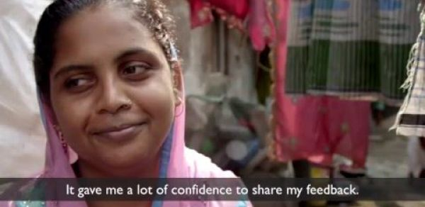 Listening and responding to those who matter | World Vision UK