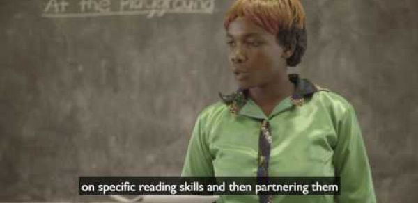 Pair/Partner Reading: How do I use Pair/Partner reading to increase student fluency?