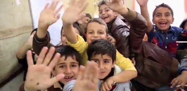 Remedial education for Syrian refugee children in Jordan
