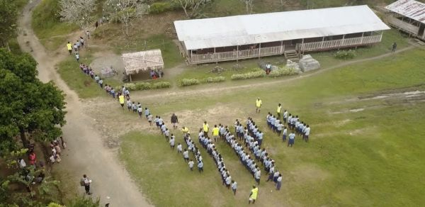 Building disaster capacity and preparedness in Solomon Islands