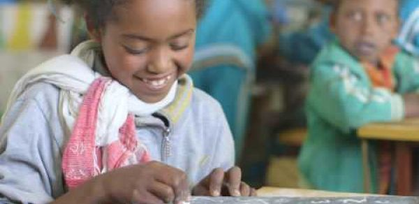 Happy World Teachers' Day from World Vision