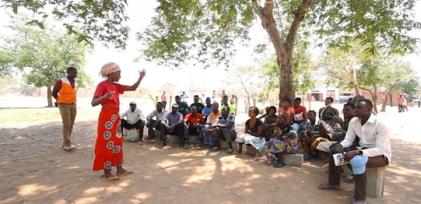 Raising community voice in Southern Africa l Citizen Voice & Action (CVA) | World Vision
