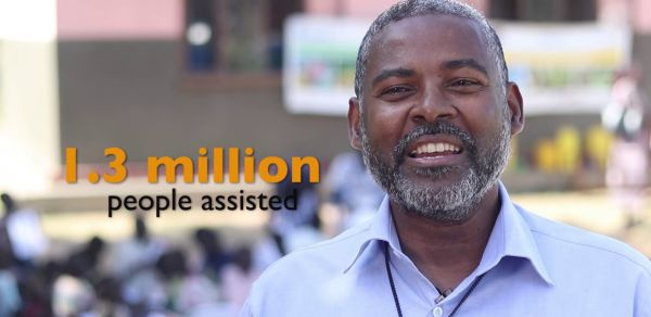 Thank you from World Vision South Sudan