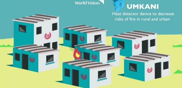 'LUMKANI' reduces the risk caused by fire incident - Urban Slum Fire Readiness