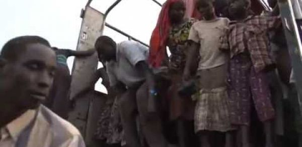 Hot meals for South Sudan Refugees: Bidibidi camp, Yumbe