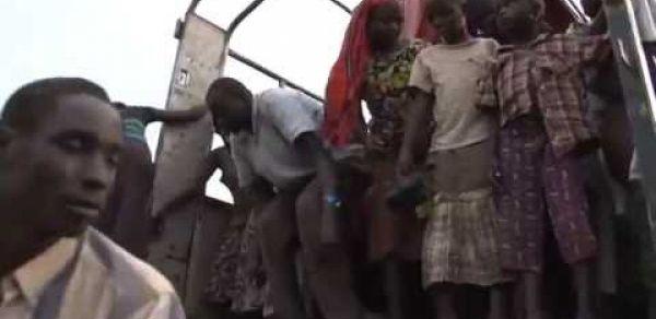 Hot meals for South Sudan Refugees: Bidibidi camp, Yumbe