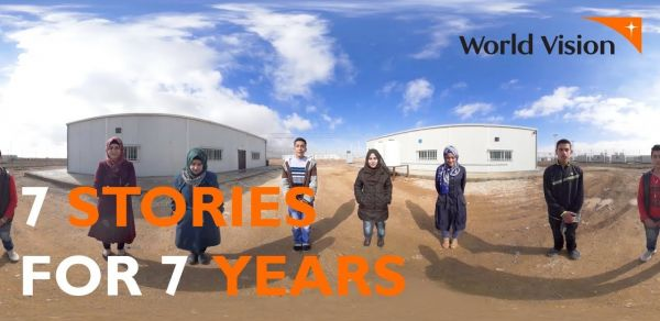 7 Stories for 7 Years - Stories After Syria
