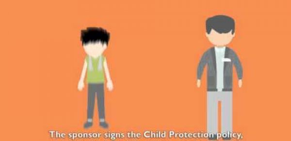 Sponsorship Animation Video