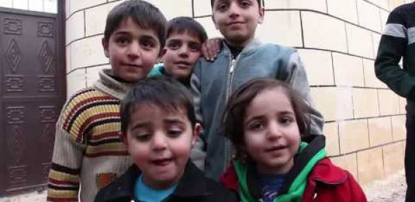 World Vision Syria crisis response, Aleppo