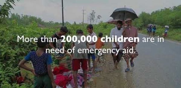 World Vision prepares response to refugees in Bangladesh