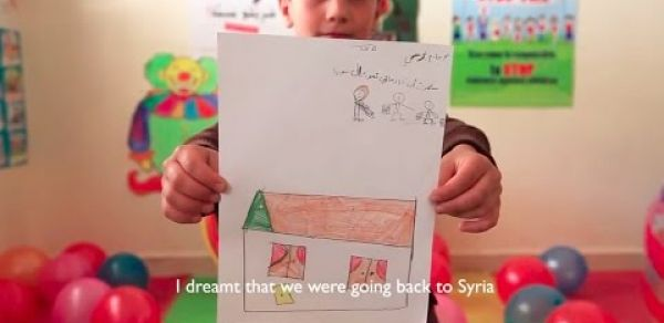 To Draw A Dream | World Vision
