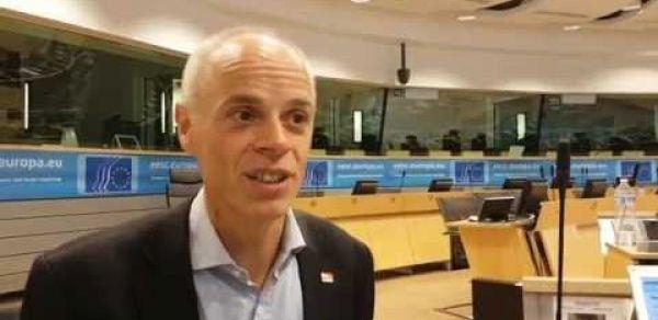 Justin Byworth - World Vision Brussels