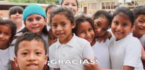¡Muchas gracias Bolivia! Por tu apoyo a Ecuador