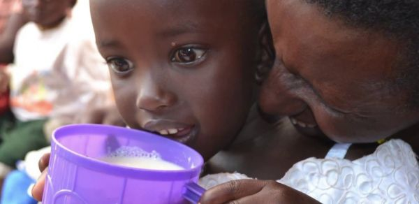 attacking malnutrition from the roots
