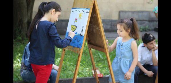 Հունիսի 1-ի տոնակատարություններ մարզերում և Երևանում/ June 1st celebrations in marzes and Yerevan