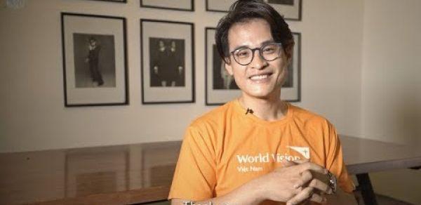 Ca sỹ Hà Anh Tuấn chia sẻ về tầm quan trọng của việc chấm dứt bạo lực trẻ em