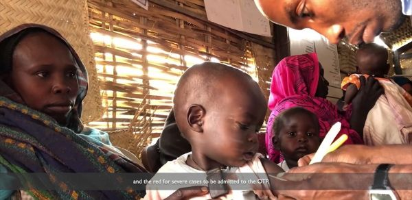 Volunteers a critical success factor in the fight against malnutrition in Sudan