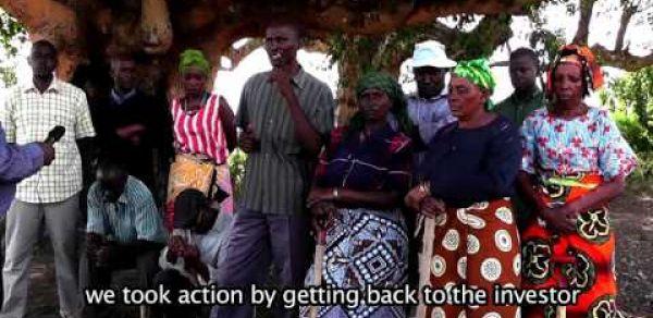EWV's Community Water Tap Kambi ya Tanga Juu-MWANZO PROJECT