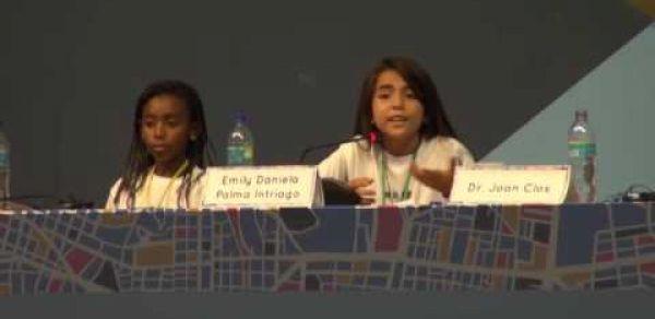 Discurso de Emily Daniela Palma Habitat III