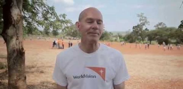 World Vision International President Kevin Jenkins' end of year message