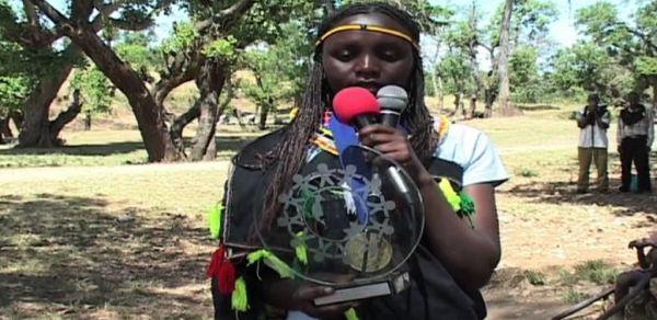 Story of Kenyan Youth Anti-FGM Advocate