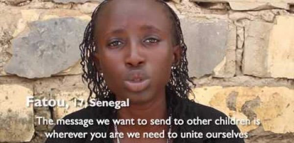 Children consultation video