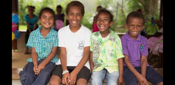 It takes the Pacific community to end violence against children