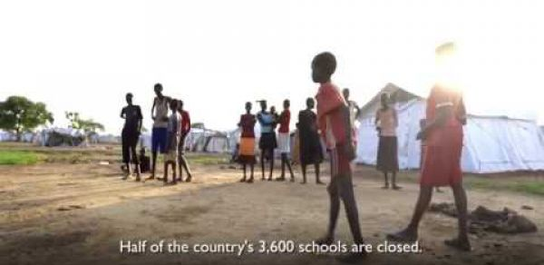 Listen to their dreams: What does the future look like for South Sudan's children?