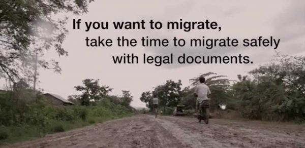 Lessons Learned: Advice on migration from a human trafficking survivor