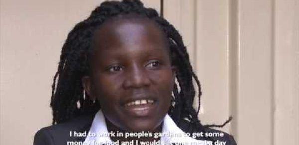 Agnes testimony video