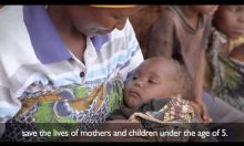 World Vision's mHealth Mobile Health technology