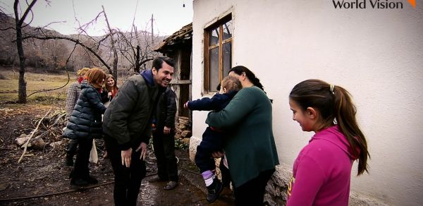 World Vision in Albania and Kosovo  Alban Skenderaj in Librazhd